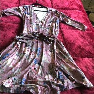 Dresses & Skirts - Paisley Raye wrap dress